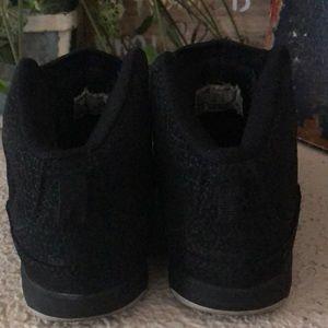shaq Shoes - Kids Shaq black sneakers